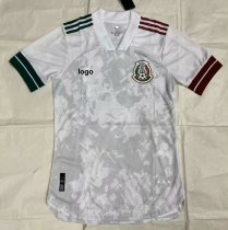 19-20 Player Version Mexico away adult soccer jersey football shirt