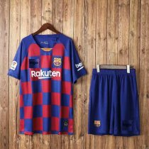 2019-20 Men AAA Quality Barcelona soccer kits football uniforms
