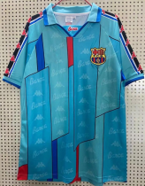 Barcelona Retro Soccer Jersey Adult Football Shirt