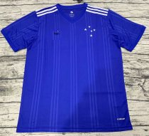 2020/21 Thai Quality adult Cruzeiro home blue soccer jersey football shirt