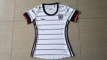 19/20 Women fan version Germany home football jersey soccer shirt
