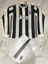 Adult Juventus Home Long Sleeve