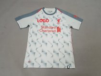 2018/19 Men Liverpool 3rd Grey Soccer Jersey -Thai Quality Cheap Adult Football Shirt