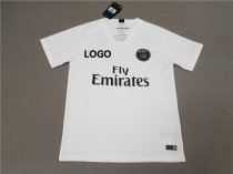 2018/19 Men PSG Away white Soccer Jersey -Thai Quality Cheap Adult Football Shirt
