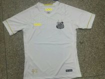 18-19 Thai Quality Santos FC  white Soccer Jersey