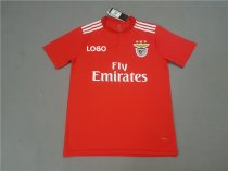 18-19 -Thai Quality Benfica Home red Soccer Jersey