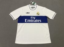 18-19 Real Madrid White Soccer Jersey -Thai Quality