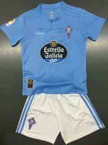 2018/19 Cheap Youth Kit Celta Vigo Home Replica Soccer Kids Suit