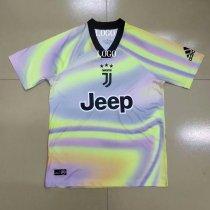 3be5225f767 2018 19 Adult Juventus EA sports white Thai Quality Soccer Jersey Men  Football Shirt