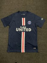 2019/20 With Logo Thai Quality Adult Psg Soccer Jersey Men PARIS  Football Shirt