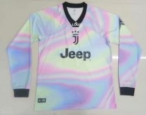 Juventus EA Sports Long Sleeve Soccer Jersey Men Football Shirt