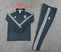 kid real madrid soccer tracksuit Training Tracksuits children Football Track Suit Jacket