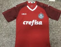 19-20 Adult Palmeiras red Thai Quality soccer jersey