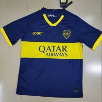 19-20 Adult boca Home Thai Quality soccer jersey