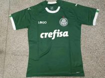 19-20 Adult Palmeiras Home Thai Quality soccer jersey Green