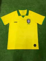 19-20 Adult Brazil Home Thai Quality soccer jersey