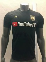 2019-20 Men Los Angeles FC Home Black Soccer Jersey