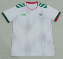 2019/20 Adult Algeria Away White Soccer Jersey - Thai Quality