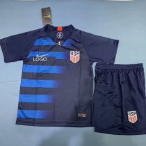 19-20 AAA Quality USA Kid  Soccer uniforms
