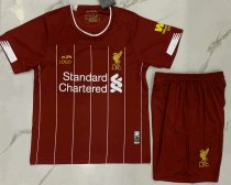 19/20 AAA Quality Liverpool Childen red Soccer