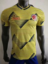 2019/20 Men Colombia home Thai version Sooccer jersey