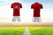 2019/20 AAA Quality Manchester United home red Men Soceer uniforms