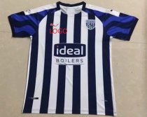 19-20 Adult thai versiom West Bromwich Albion  Soccer jersey