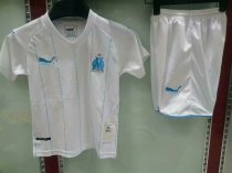 19-20 AAA Quanlity Children Marseille white Home Soccer uniforms