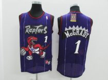 Adult Toronto Mcgrady 1 Basketball Jersey