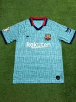 2019/20 Adult thai quality Barcelona blue soccer jersey