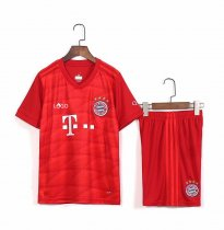 2019/20 AAA Quality children Bayern red soccer uniforms