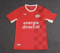 19/20 Aduly fan version Philips home red soccer jersey