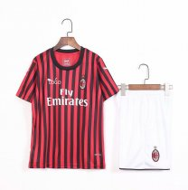 2019/20 AAA Quality kid AC Milan soccer uniforms