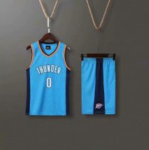 19/20 men thunder 0 baskeball uniforms/kits