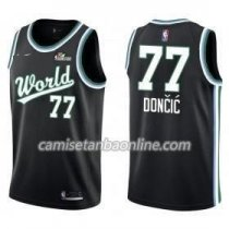 2019/20 Adult wozld 77doncic basketball jesey