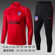 2019/20 AAA Quality children Atletico pre-match soccer uniforms