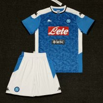 2019/20 Adult AAA Quality Napoli home soccer/football uniforms
