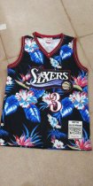 19/20 MEN Philadelphia 76ers SLXERS 3 Fashion version basketball shirt