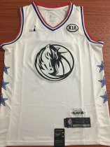2019/20 Adult All-Star Rookie Jersey Dallas Mavericks nowitzki 41white basketball jersey