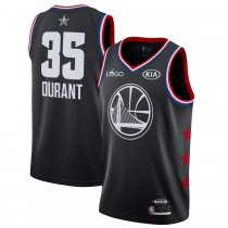 2019/20 Adult All-Star Rookie Jersey Golden State Warriors 35 balck basketball shirt