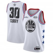 2019/20 Adult All-Star Rookie Jersey Golden State Warriors GURRY 30 white basketball shirt