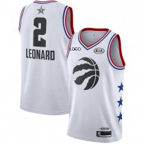 2019/20 Adult All-Star Rookie Jersey Toronto Raptors LEONARD 2 basketball shirt