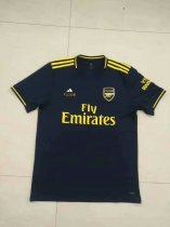 19-20 Arsenal Third Away Soccer Jersey Thai Quality  Adult Football Shirt