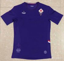 19-20 Thai quality Fiorentina adult soccer jersey football shirt