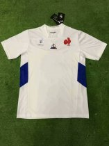 19-20 Thai quality Rugby World cup France white Rugby soccer jersey football shirt