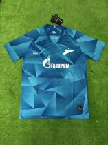 19-20 Thai quality  Zenit home adult soccer jersey football shirt