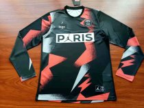19/20 Thai quality adult PSG long sleeve soccer jersey football shirt
