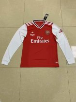 19/20 Thai Quality adult Arsenal long sleeve white soccer jersey football shirt