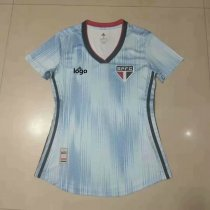 2019/20 Women Thai Quality Sao Paulo 3rd football jersey soccer shirt