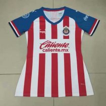 19-20 Women Thai Quality Chivas home football jersey soccer shirt